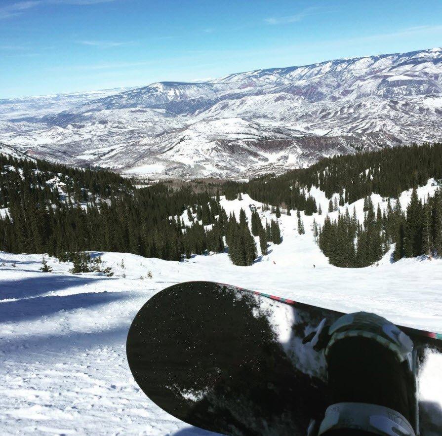 Injury Winter Skiing