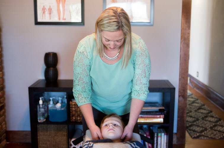 Kids Chiropractic Care