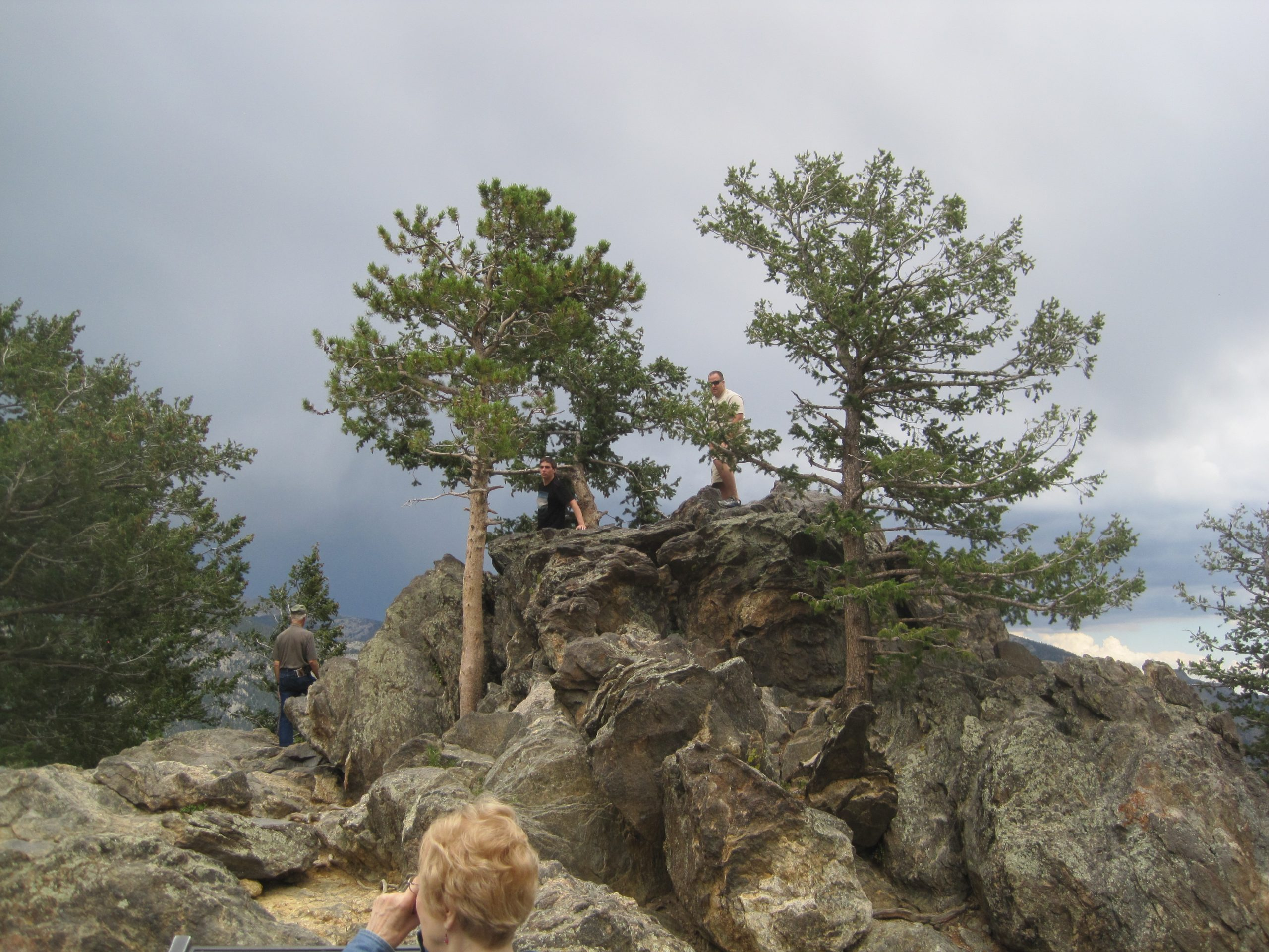 Being a responsible hiker